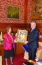 Tajikistan Minister of Foreign Affairs Mr.Sirojidin Aslov pays official visit to the UK - 07.07.2014