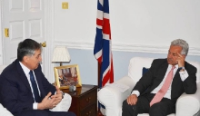 Tajikistan Minister of Foreign Affairs pays official visit to the UK_6
