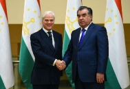 Visit of the UK State Minister for International Development to Tajikistan