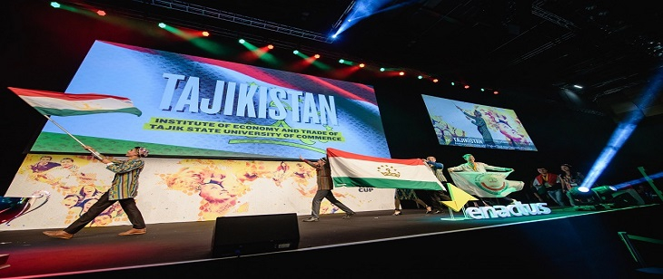 Tajikistan young innovators took part at ENACTUS World Cup - London 2017!