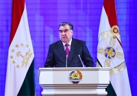 Address by the Leader of Nation, His Excellency Emomali Rahmon, President of the Republic of Tajikistan, to Majlisi Oli (Parliament) of the Republic of Tajikistan