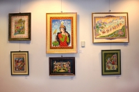 "Tajikistan represented at the Art Exhibition ""Ethnocultural traditions"""