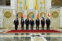 Participation in the meeting of the CSTO Collective Security Council