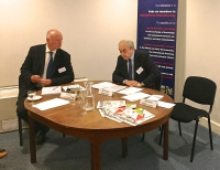 "Business event at ""British Expertise"""