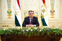 Congratulatory address of the President of Tajikistan, Leader of Nation, His Excellency Emomali Rahmon on the occasion of the New Year 2017