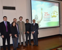 Symposium on the 25th anniversary of Independence of Tajikistan in Cambridge University