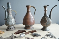 Contribution of Tajikistan ethnographic artefacts to the British Museum