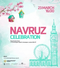 Navruz Celebration in the United Kingdom