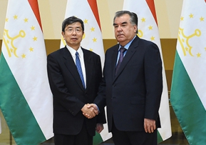 Meeting with the President of the Asian Development Bank Takehiko Nakao