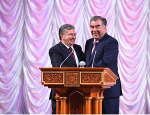 "Participation in the gala concert of the figures of art and culture of Tajikistan and Uzbekistan ""Evening of Friendship"""
