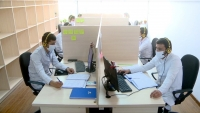"The first multifunctional call centre was opened at ""Commerzbank of Tajikistan"""