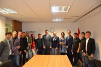 We are honoured to welcome team of young innovators from Tajikistan!