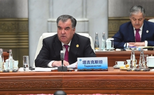 Participation in the Shanghai Cooperation Organisation Summit