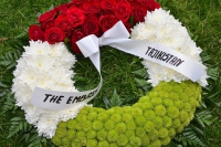 Wreath laying ceremony on 70th anniversary of the Victory Day